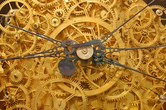 Gear Work 2 (Curious Expeditions) Tags: vienna clock museum austria curious clockwork gears curiosity astronomical expeditions hapsburg dylanthuras michelleenemark coukoo