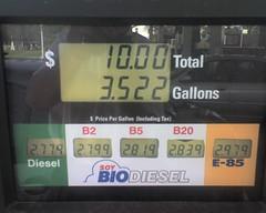 Renewable Fuel Price 5/9/2007