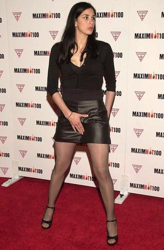 2002 MAXIM Hot 100 Party