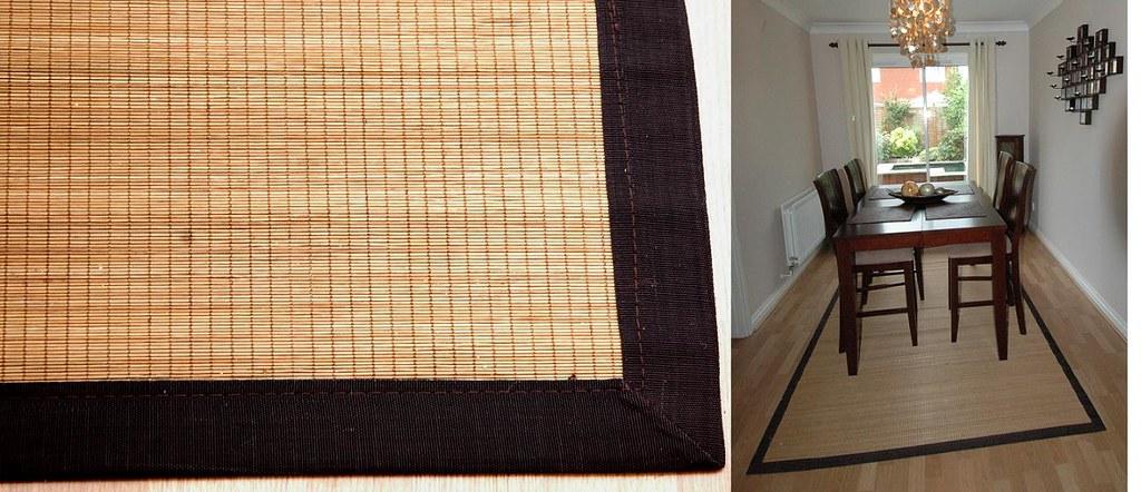 Photo 2(E) - Cotton Border Sisal Rug