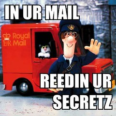 In ur mail