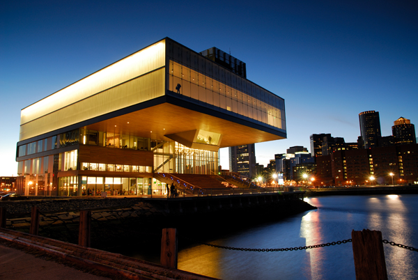 Image result for institute of contemporary art boston