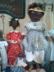 Mary Jo Snell's dolls