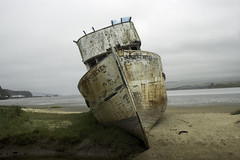 Beached #1 (Greatest Paka Photography) Tags: abandoned boat marincounty decaying inverness tomalesbay beyondrepair sfchronicle96hrs abandonedvessel