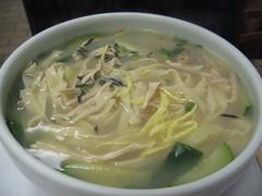 Chicken Handmade Noodles