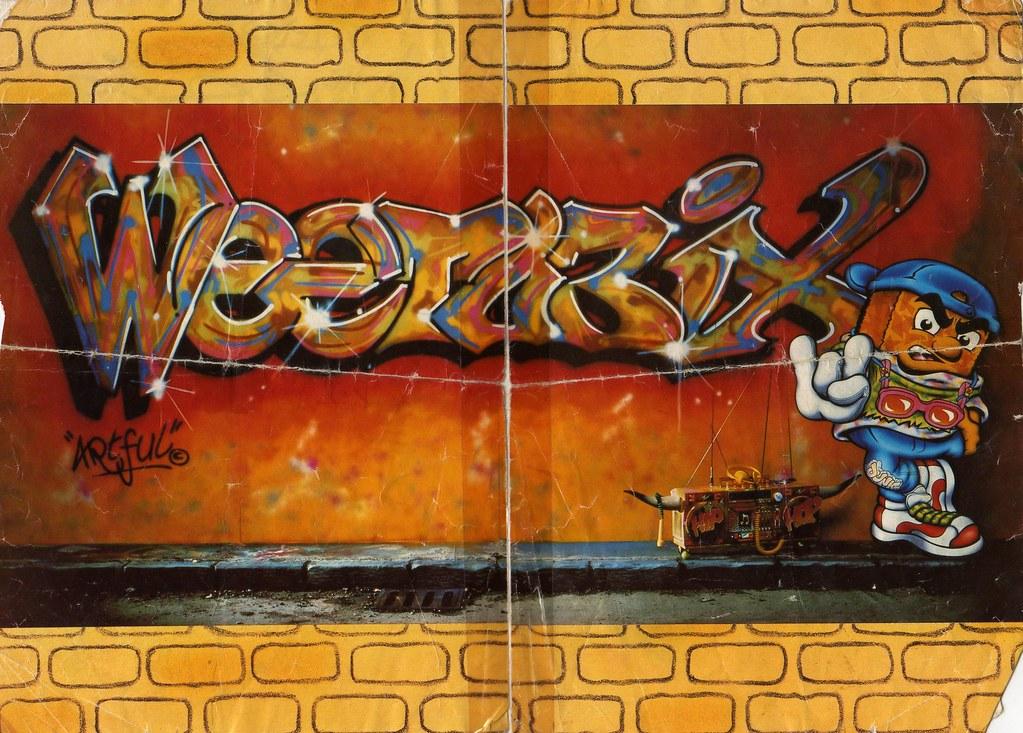 Graffiti Legend Artful Dodger Releases Book Urban