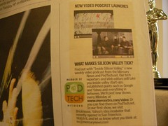 PodTech on Mercury news