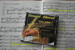 My first CD !