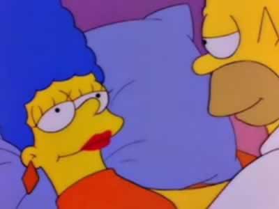 Homero y los espermatozoides