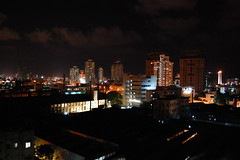 Nightlife - Skyline of Mumbai