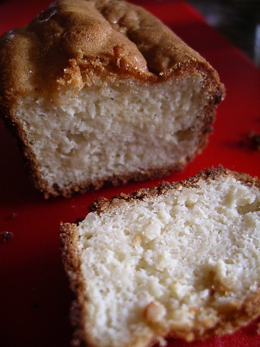 Low Carb Classic Almond Flour Pound Cake