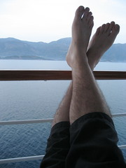 Greek toes (Josh Clark) Tags: vacation favorite feet greece itea cruise2007