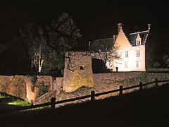 illuminations du Chateau de la Barre