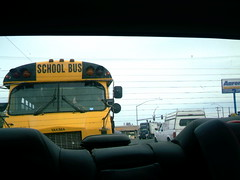 School bus (Yakima_gulag) Tags: set nursery mcmahans
