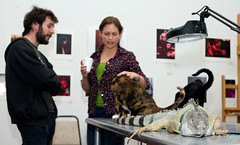 Carl & Heather & Holly & Anubis & Some Black Cat Probably Poe ('SeraphimC) Tags: california camp people woman cats man delete10 cat canon delete9 beard table fun delete5 50mm delete2 losangeles delete6 delete7 great nuts delete8 delete3 things delete delete4 save doing burningman burning together doctor iguana carl kitties 5d getting having meetings artcar 2007 gatherings thebrewery theloft gettogethers bruning iguna drcarl burningman2007 pettingtalking