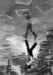 Jump in Escher's reflex World (fabio c. favaloro) Tags: blackandwhite bw monochrome reflex nikon walk bn escher biancoenero bwemotions bwdreams artlibre isawyoufirst allrightsreserved obelix1962 blackribbonbeauty thatsclassy fabiocfavaloro