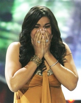 Jordin Sparks, Winner of American Idol