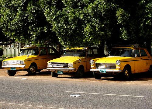 Khartoum Taxis