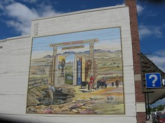 751f MT Twin Bridges library mural