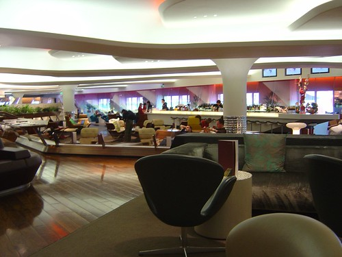 Virgin Atlantic Clubhouse Heathrow 2006 (11)