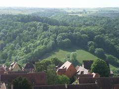 Rothenburg von oben 2