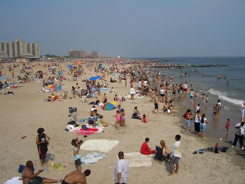 coney island, memorial day weekend