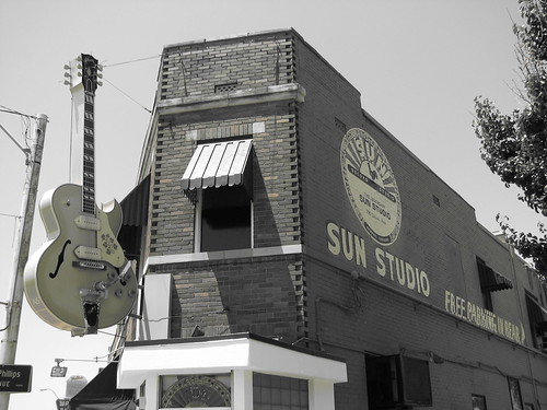 Sun Studio by Ryan W. Woodland.