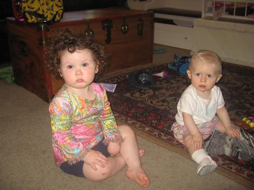 Mali and Baby Talia
