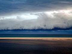 Marlo before the storm East Gippsland (marlohk) Tags: sky cloud seascape storm nature bravo wind air australia victoria east explore moods climate fujifinepix gippsland marlo
