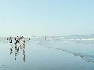 FADED MEMORY: beach