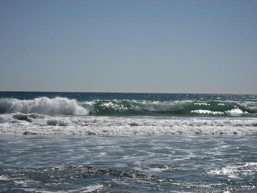 Broad Beach in Malibu