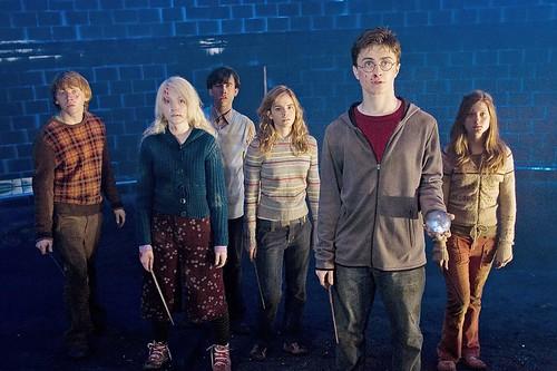 Harry potter orden fenix ejercito Dumbledore