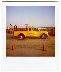 polaroid. venice beach, ca. 2006. (eyetwist) Tags: california venice yellow analog truck polaroid la losangeles los nissan angeles pickup lifeguard 2006 ishootfilm impulseaf pacificocean socal 600 surfboard instant venicebeach shack pola polaroid600 90291 instantfilm lifeguardhut angeleno venicepier 779 eyetwist zip90291 ishootpolaroid savepolaroid contactforstockusage thisimagemaybeavailableforlicensecontactformoreinfo savepolaroidcom longliveanalog wstla