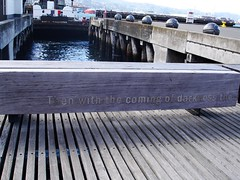 Waterfront (ohsarahrose) Tags: waterfront wellington favourite 25thmarch2007