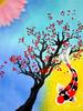 Flower Tree Koi Song