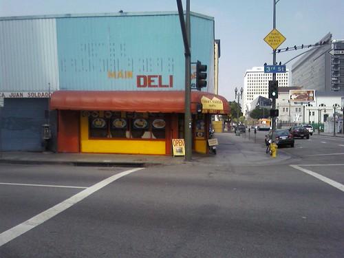 Downtown Falafel Place