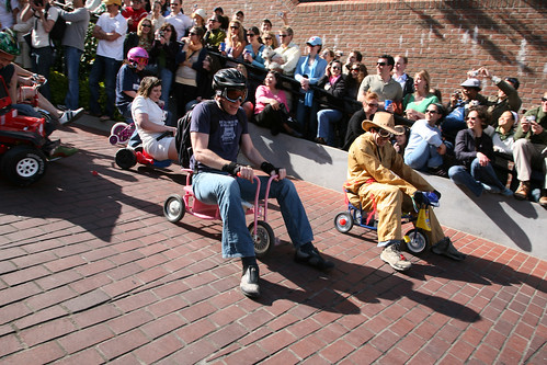 Bring Your Own Big Wheel 2007