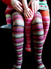 Les filles (• CHRISTIAN •) Tags: girls colors legs couleurs stripes tights coolest filles jambes rayures stripedtights instantfave impressedbeauty superbmasterpiece 1on1colorfulphotooftheday 1on1colorfulphotoofthedayapril2007 bascollants photoquebec