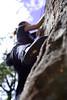 red:chili (monkey_pushover_tree) Tags: sport oz spirit australia climbing blogged nowra 15m gadgetgirl uncleudfuddy11yeahright hostpitalrocks redchiliclimbingshoes