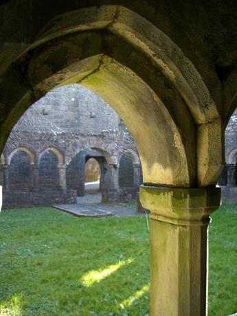Moyne-Abbey-Ireland