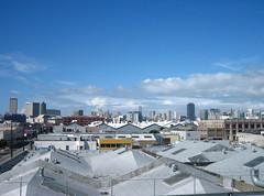 Sunny San Francisco afternoon
