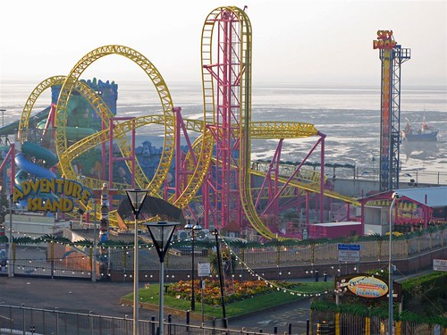 Adventure Island - Attractions/Entertainment - Marine Parade, Southend-on-Sea, Southend-on-Sea, United Kingdom