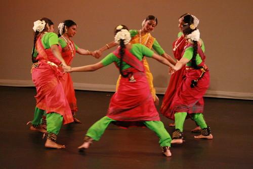 Bailes de la India