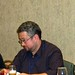 Charles Roberson|CIMG0172 The panel on space opera at the ArmadilloCon 2005