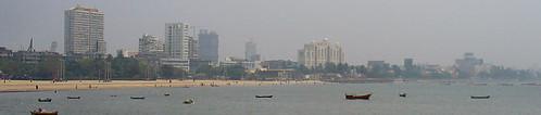 Panorama sur Colaba