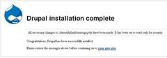 drupal_install_success