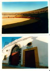 real maestranza de sevilla. (ANOXLOU) Tags: two espaa de flickr with lo andalucia years celebrating mejor