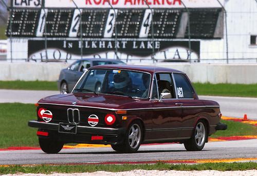 Earl - BMW 2002 'Malaga Marauder'