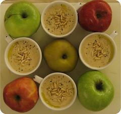 El gazpacho de las seis manzanas