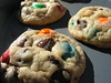 M & M Chocolate Chip Cookies 13
